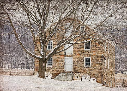 Warne's Mill Winter 2013 by Pat Abbott