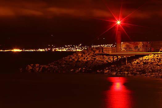 Warning Lights by Noel Sofley