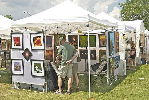 Michael Peychich - Warren Art in the Park 2010