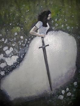 Warrior Bride by Tammy McClung