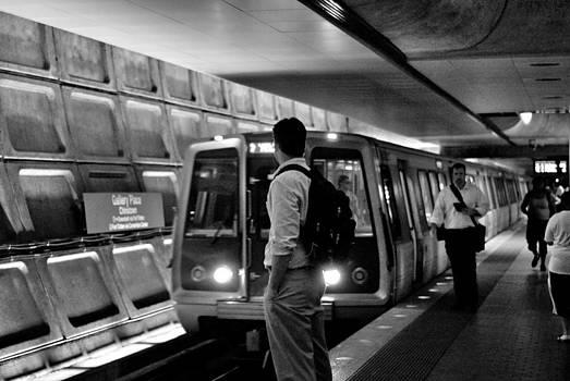 Washington DC 1 by John Morris