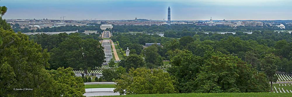 Jonathan Whichard - Washington District of Columbia View from Arlington