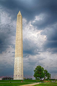 Guy Shultz - Washington Monument 2