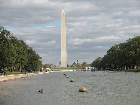 Washington Monument by Anastasia Trekles