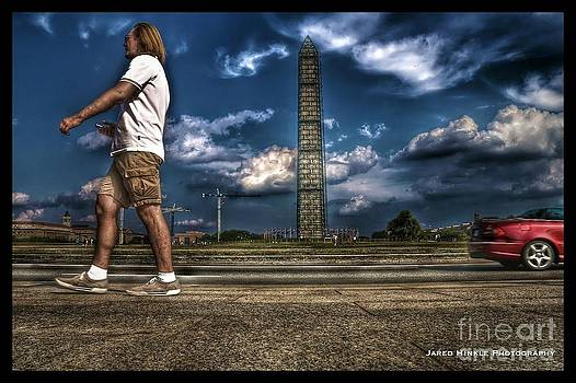 Washington Monument HDR by Jared Hinkle