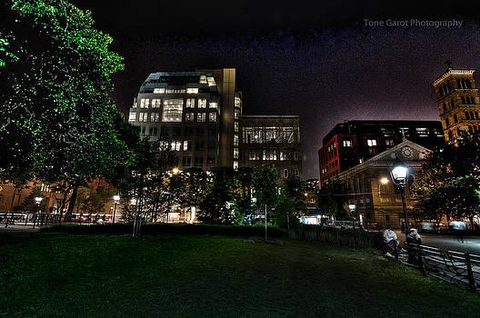 Washington Park by Tone Garot