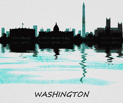 David Pringle - Washington Skyline