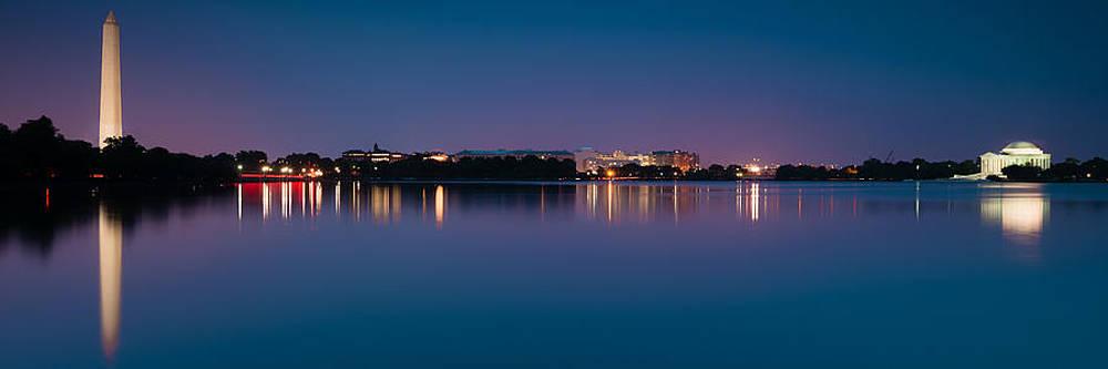Sebastian Musial - Washington Skyline