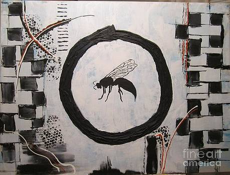 Wasp 2013 by Christal Kaple Art