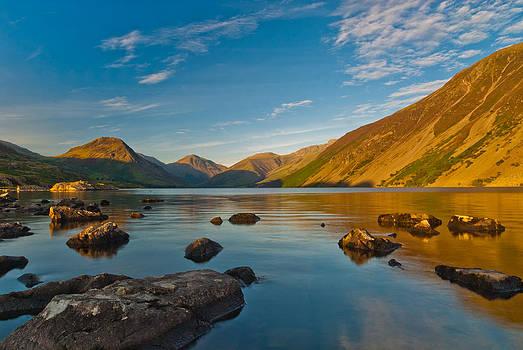 David Ross - Wast Water Lake District