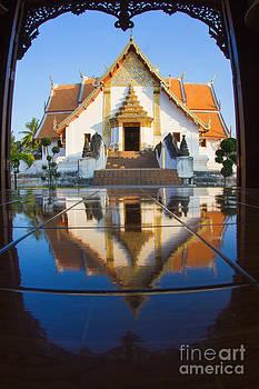 Wat Phumin by Phumiphat Thammawong