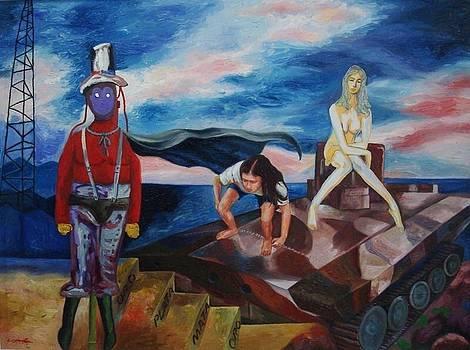 Watch Your Step by Edwin Jumalon