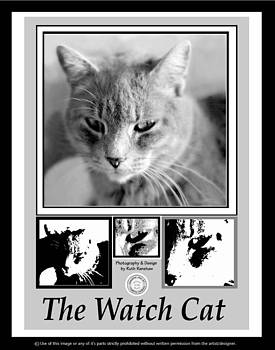 Watchcat by Ruth Renshaw