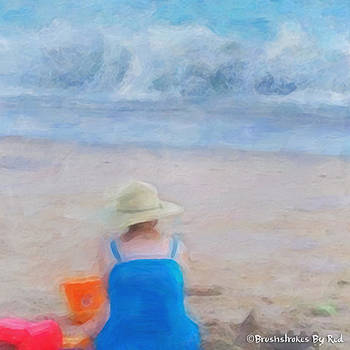 Watcher By The Sea by Melody McBride