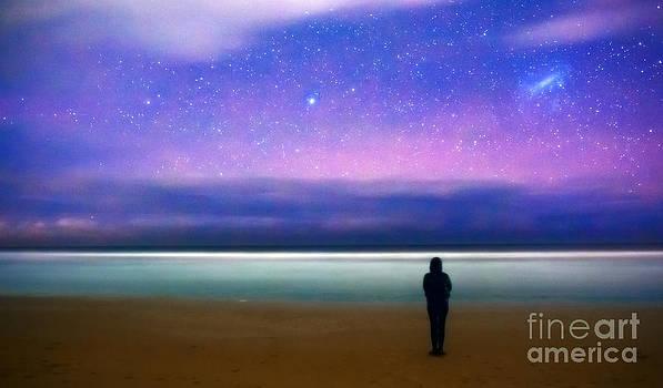 Russ Brown - Watcher of the Skies