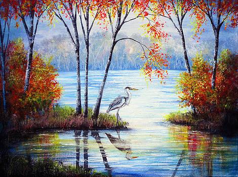 Watching Autumn by Ann Marie Bone