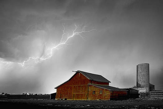 James BO Insogna - Watching The Storm From The Farm BWSC