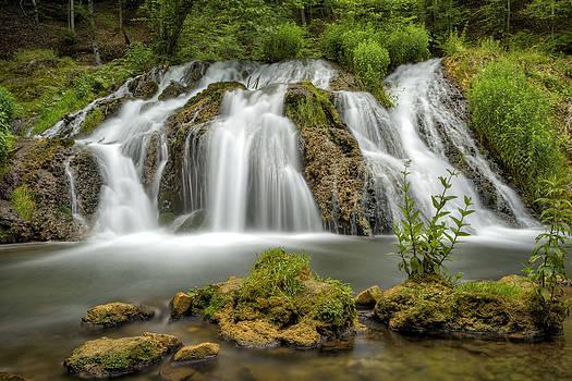Waterfall by Dimitar Rusev