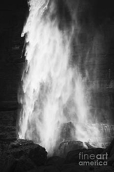 Water as it Falls by Beth Riser
