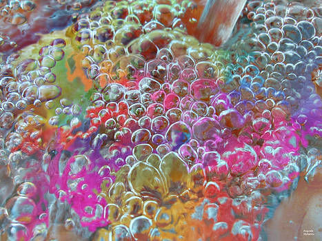 Augusta Stylianou - Water Bubbles