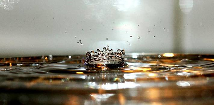 Water Crown by Debbie Howden