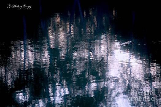 Water delusions. by  Andrzej Goszcz
