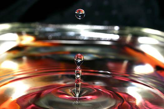 Water Drop by Ken Reardon