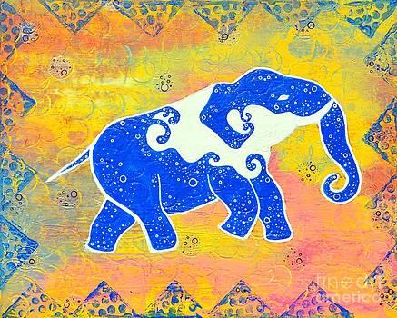 Water Elephant by Anusha Mishra