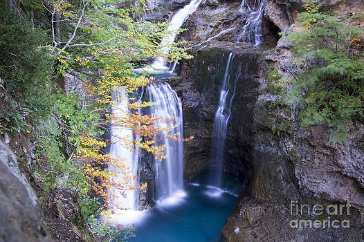 Water Fall by Stefano Piccini