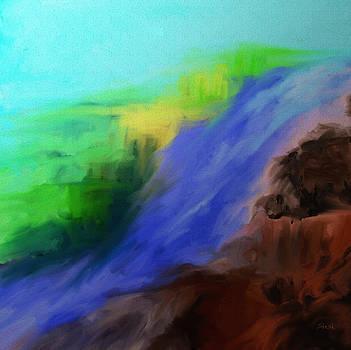 Shesh Tantry - Water Falls
