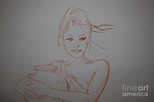 Water Girl 2 by Leonard Lukomski