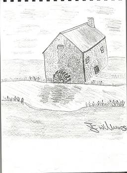 Water Mill by John Williams