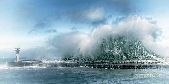 Andrew  Hewett - Water Mountain