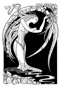 Water Nymph by Steven Stines