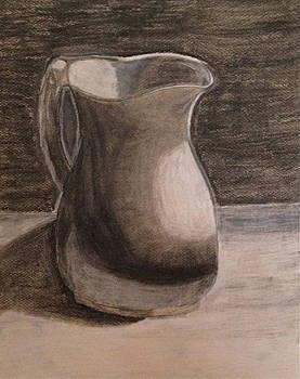 Water Pitcher by Edgar Dereshteanu