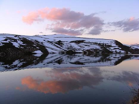 Water Reflection 1 by Faouzi Taleb