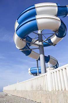 Ramunas Bruzas - Water Slide