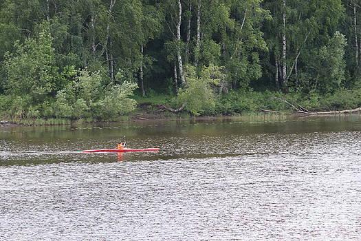Water sport by Evgeny Pisarev