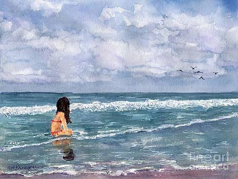 Water Sprite by Suzanne Krueger