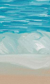 Water to sand by Alice Butera