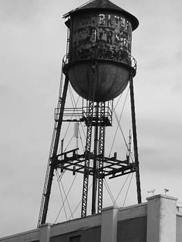 Water Tower by Karolina Olszewska