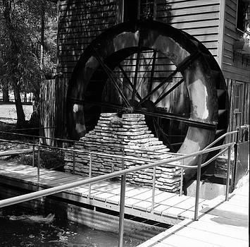 Henri Bersoux - Water Wheel