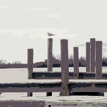 Waterbirds2 by Megan Dirsa-DuBois