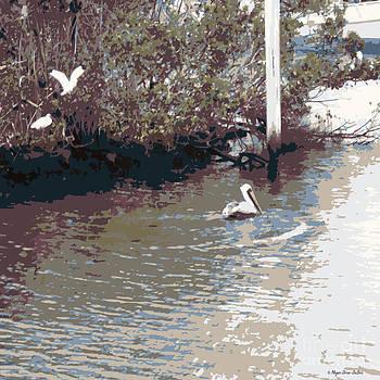 Waterbirds6 by Megan Dirsa-DuBois