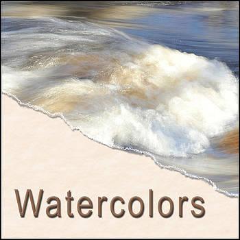 Arthur Fix - Watercolor Button