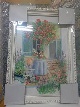 Champion Chiang - Watercolor