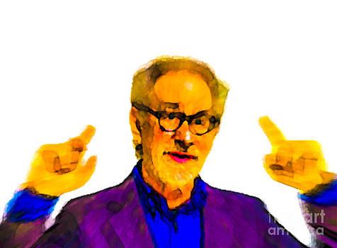 Algirdas Lukas - Watercolor Spielberg