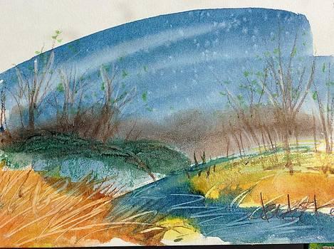 Watercolour Nature by Lee-Ann Lukacs