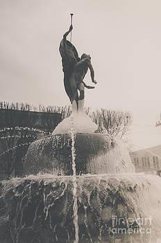 Waterfall 2 by Denise Ellis