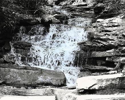 John Feiser - Waterfall 3